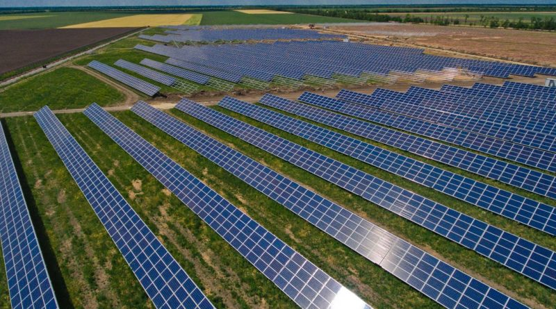 В Оренбургской области введена в эксплуатацию Елшанская солнечная электростанция