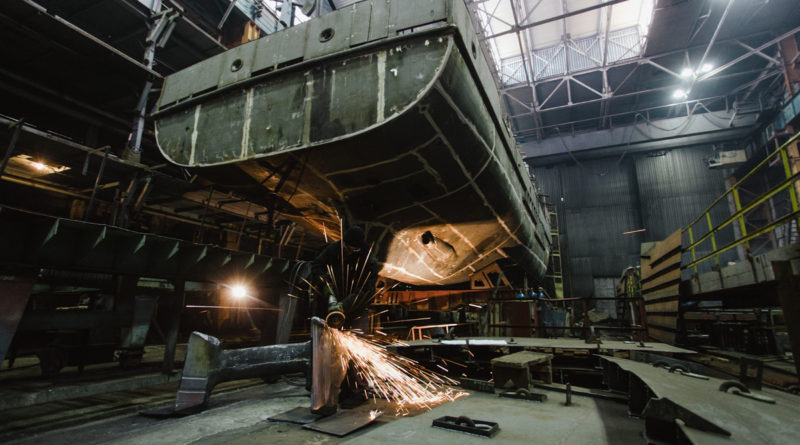 АО «Атомэнергомаш» и Aker Arctic Technology Inс. будут сотрудничать в области судостроения