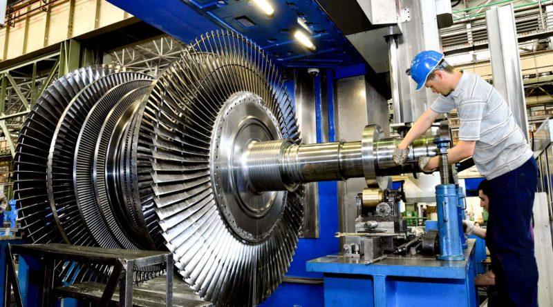 Мировой рынок паровых турбин в 2019-2023 годах оценивается в 36,7 млрд долларов