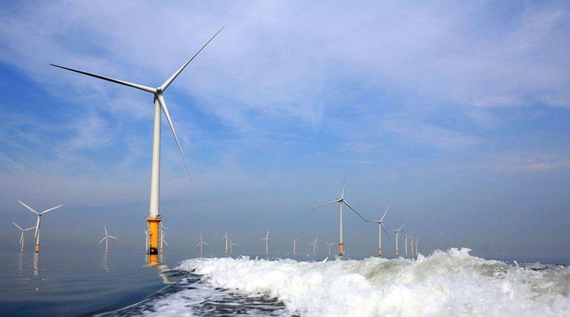 Повреждение крупнейшей в мире ветряной мельницы привело к отключению электроэнергии в Британии