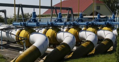 С 2020 года газ из Румынии будет поставляться в Украину