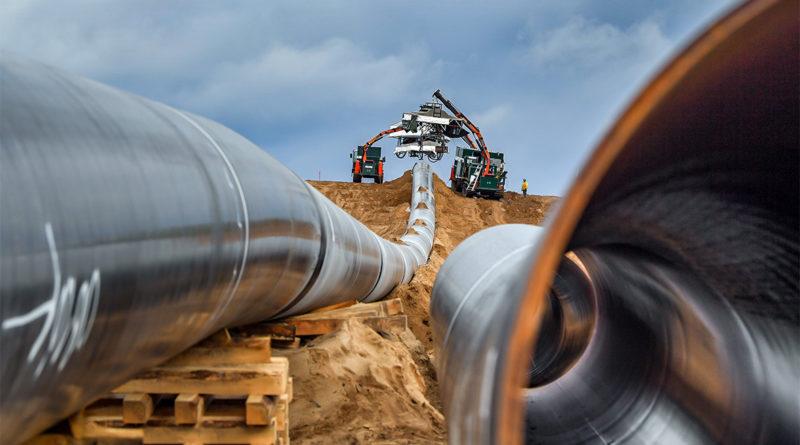 OMV ожидает первые поставки по «Северному потоку ‑ 2» 31 декабря 2019 года. Уложено 70% газопровода