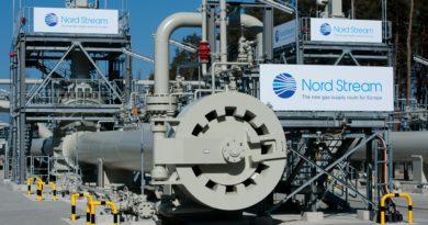 Новый рекорд Nord Stream