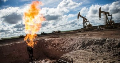 Фракционирование сланцевого газа может увеличить выбросы