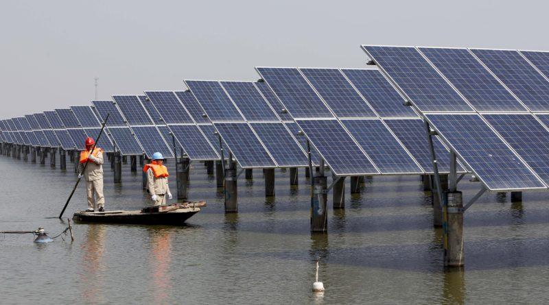 Китай делает ставку на солнечную энергию