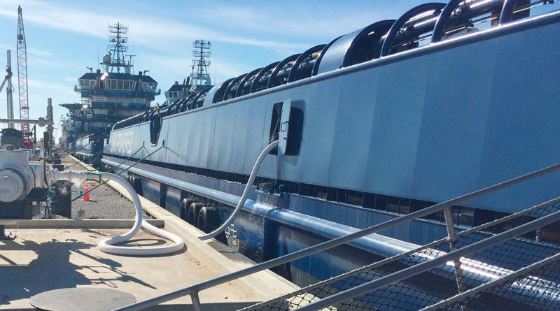 Экологическое судовое топливо «Газпром нефть» стало популярней