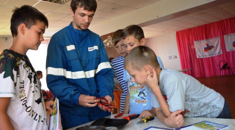 Более 24 тысяч детей с начала года познакомили с правилами электробезопасности специалисты «Россети Юг»