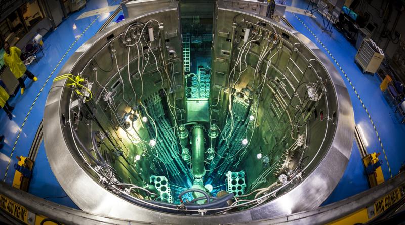 Министерство энергетики США разработает ядерный испытательный реактор