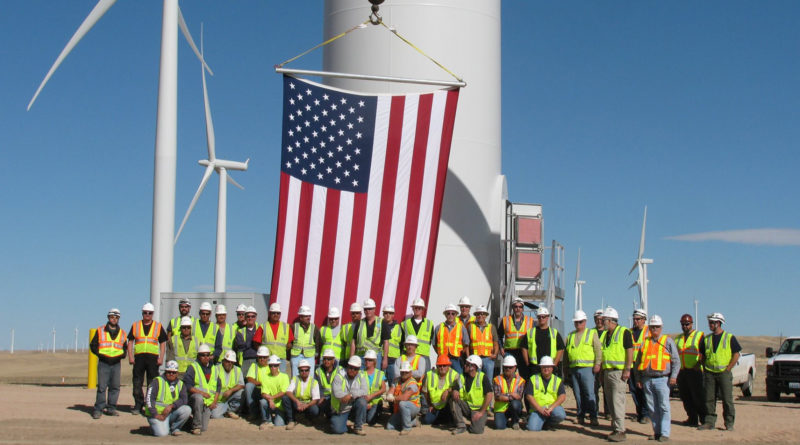 Рынок США находится в авангарде энергетического транзита