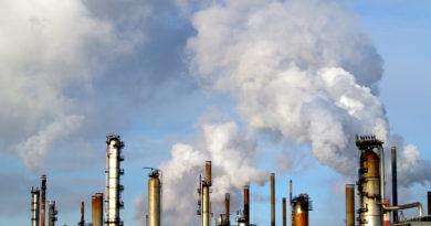 Россия заняла II-е место по выбросам в атмосферу диоксида серы