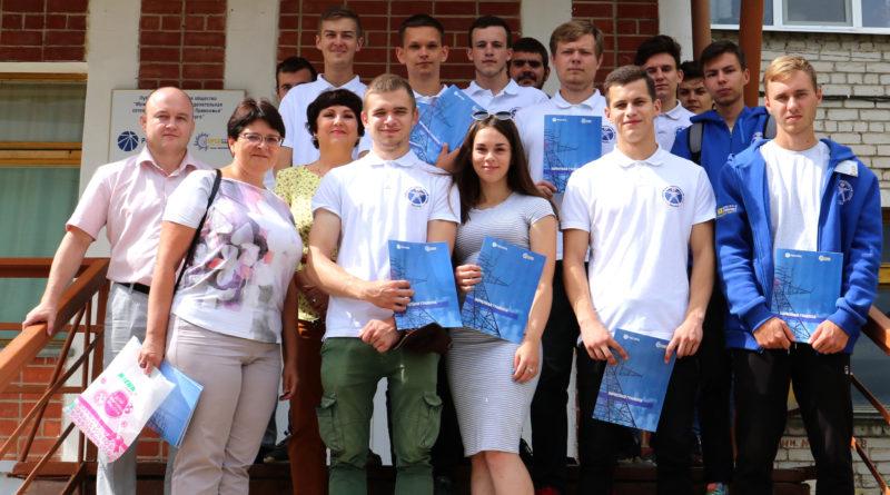 В «Россети Центр и Приволжье Калугаэнерго» завершился шестой сезон студенческих энергетических отрядов