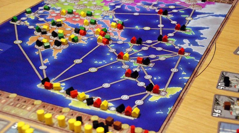 В России появится настольная игра «Энергосеть»