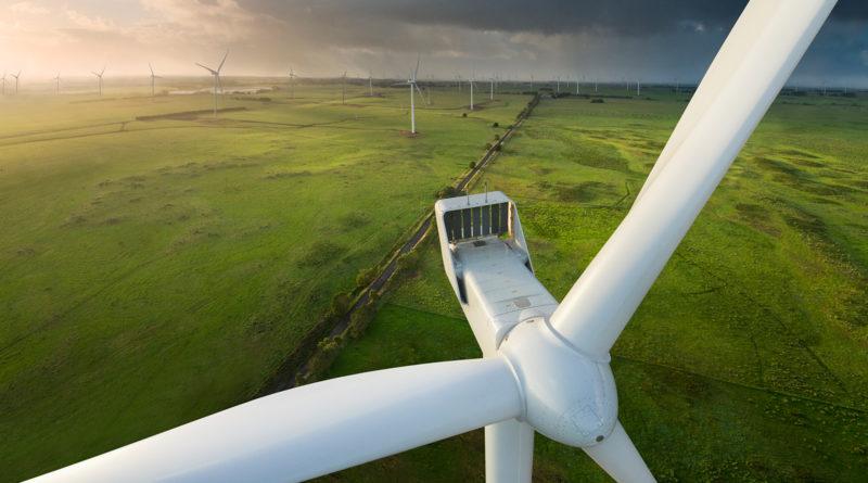 У старой ветряной электростанции есть секретное оружие в турбинных башнях