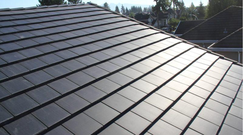 Tesla будет сдавать в аренду черепицу с солнечными батареями