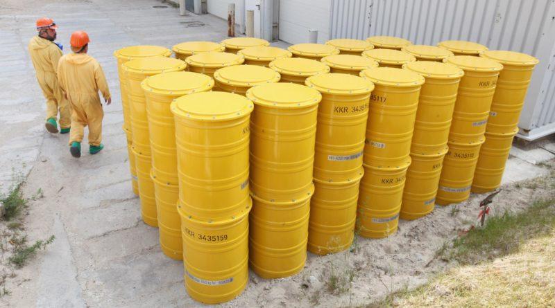 Узбекские радиоактивные отходы останутся в Узбекистане