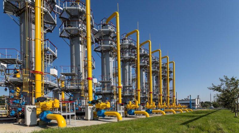 Немецкий трейдер RWE стал хранить газ в украинских хранилищах