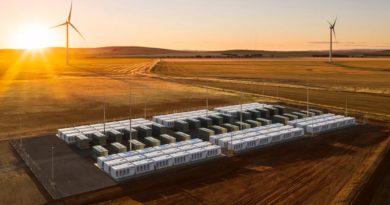 Tesla предлагает складские помещения для экономии земли на электронных транспортных средствах