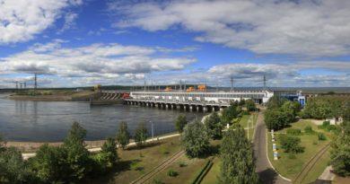 Воткинская ГЭС побила свои рекорды