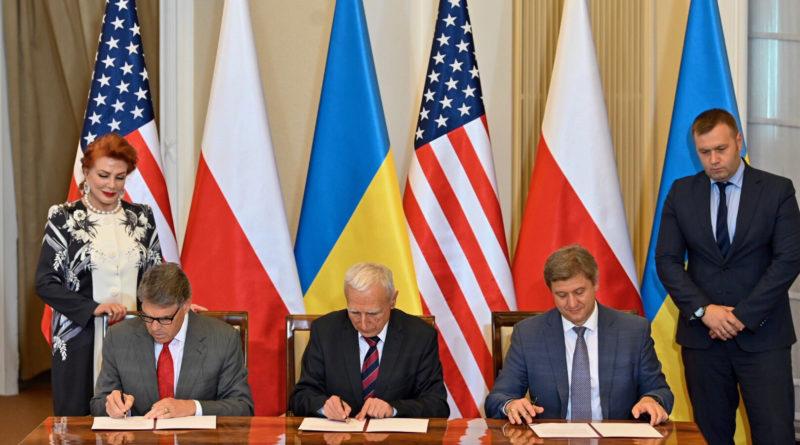 Польша планирует в 4 раза увеличить поставки газа на Украину