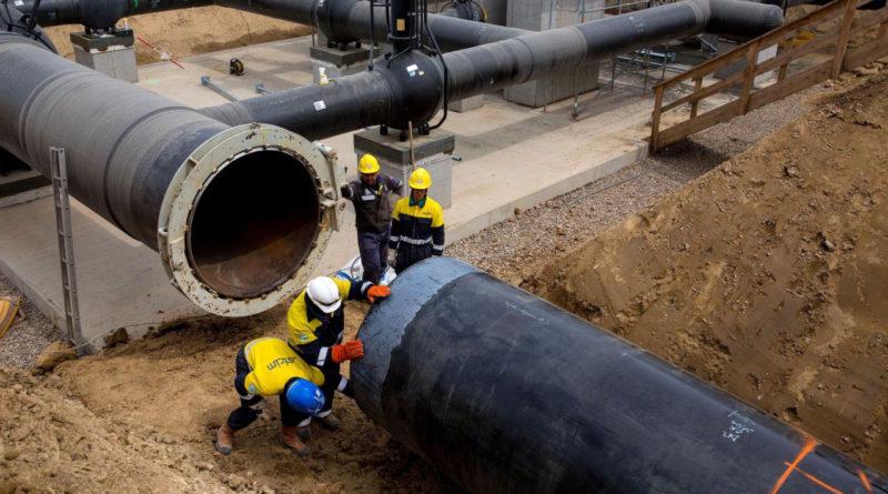 Nord Stream 2 тестирует ряд сценариев завершения проекта на случай введения санкций