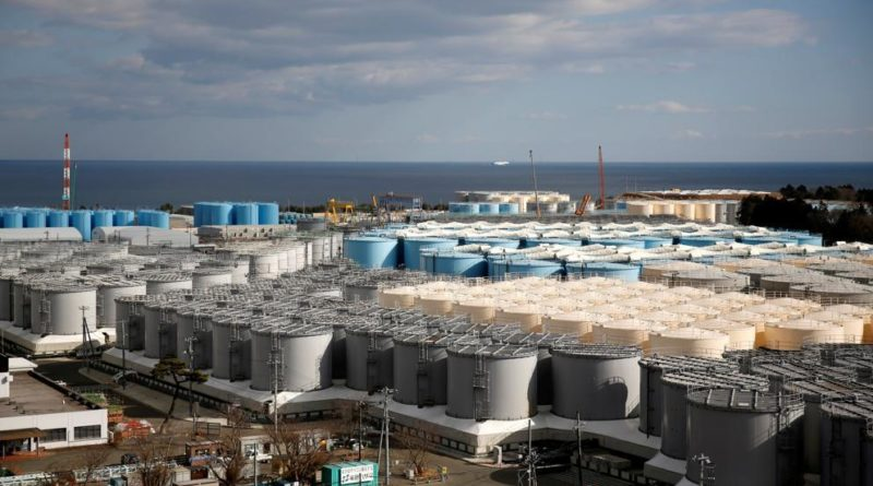 TEPCO планирует вылить в океан радиоактивную воду Фукусимы