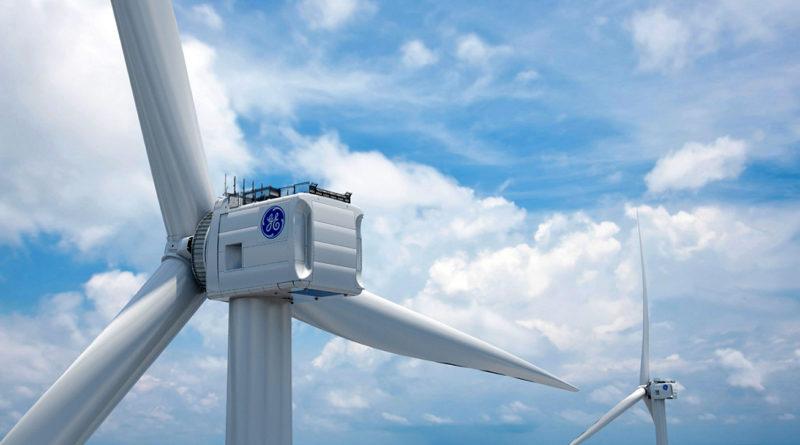 Первая поставка самых больших в мире ветрогенераторов 12 МВт