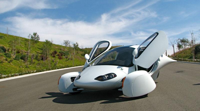 Aptera обещает построить электрокар с запасом хода 1600 км