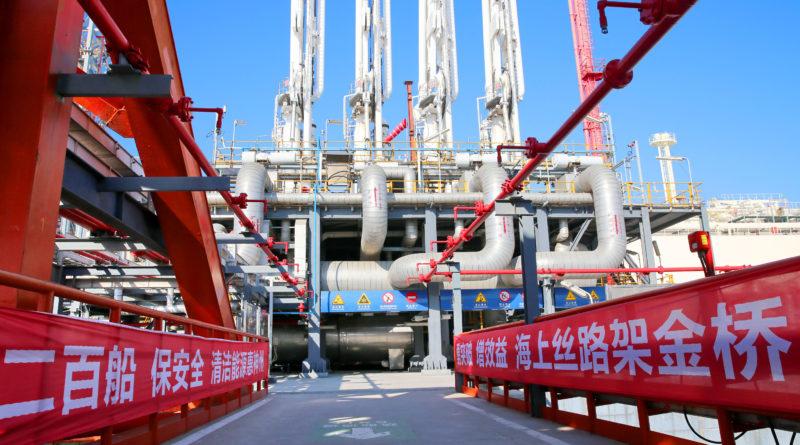 Стремление Китая к газовой безопасности меняет глобальный рынок СПГ