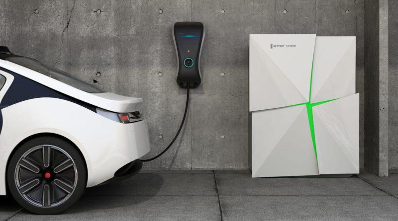 В каждом новом доме в Англии будут установлены зарядные устройства для электромобилей