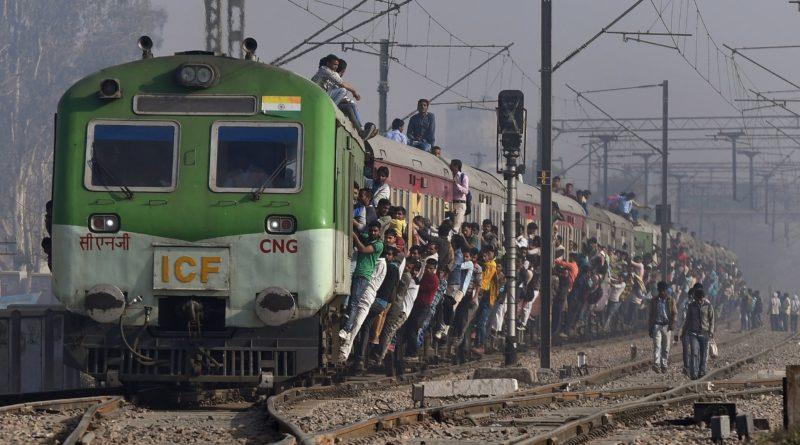 Индия за 10 лет полностью электрифицирует железные дороги с помощью ВИЭ