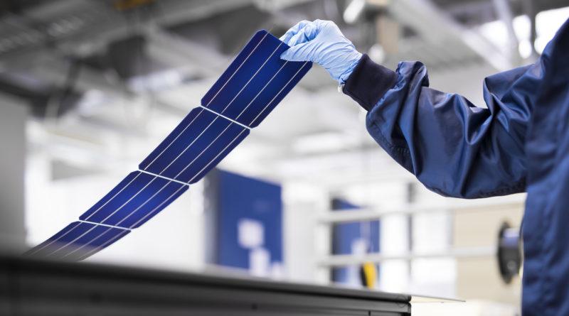 Ученые России и Италии на 25% повысили эффективность нового типа солнечных батарей