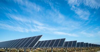 Солнечные электростанции на деградированных землях