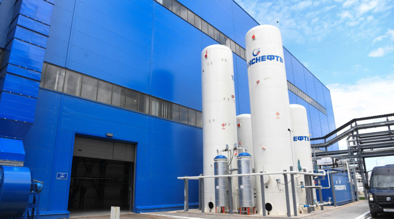 ПАО «Транснефть» открыло завод по выпуску противотурбулентных присадок в Республике Татарстан