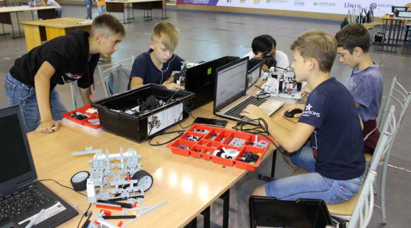 «Россети Юг» принимает участие в Межрегиональном фестивале робототехники и информационных технологий