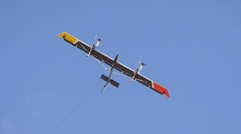Будущее оффшорного ветра также может быть и за воздушными змеями