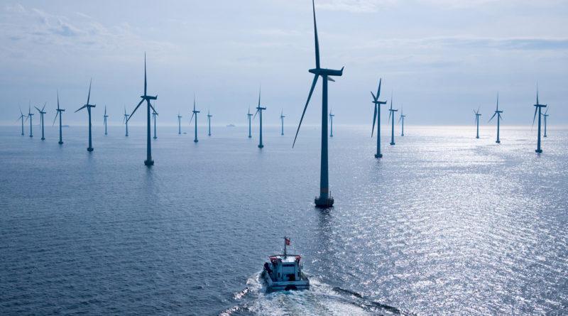 Производство водорода гигаваттного масштаба с помощью офшорной ветровой энергии