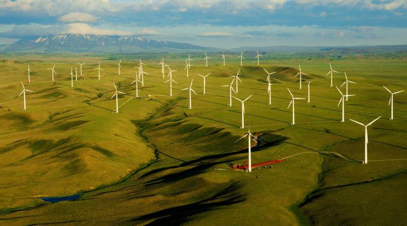 В ближайшие 5 лет ветроэнергетика будет вырабатывать больше энергии, чем атомные электростанции за последние 40 лет.