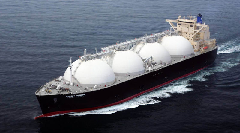 Ставки на фрахт СПГ-танкеров растут из-за санкций