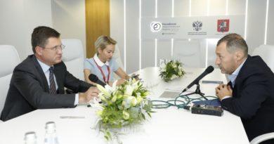Александр Новак: «Украинскую газотранспортную систему может загружать только наш российский газ»
