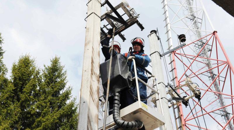«Россети Центр» осуществила выдачу мощности крупному предприятию АПК в Тамбовской области