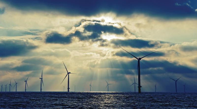 Самая большая в мире морская ветряная электростанция будет стоить дешевле угля