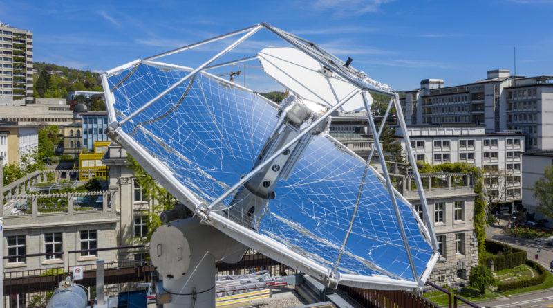 На ровном месте: производство топлива из воздуха и солнечного света