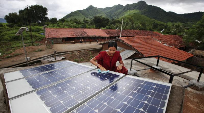 Внутри маленькой возобновляемой революции в Индии