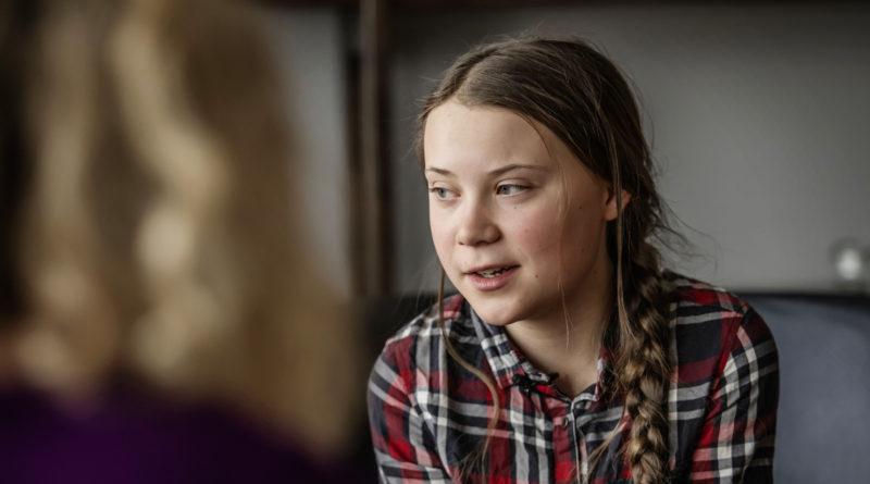 Кто такая 16-летняя Грета Тунберг и за что ее номинировали на Нобелевскую премию