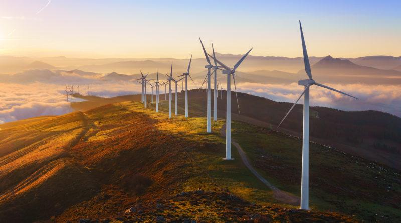 Ветроэнергетика сможет вырабатывать более трети мировой электроэнергии к 2040 году