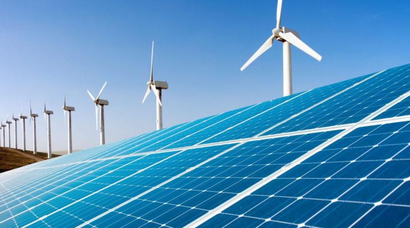 Экологичные алюминиевые батареи могут появиться на солнечных и ветряных электростанциях