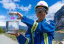 Извлечение CO2 из воздуха для использования его в создании синтетического топлива