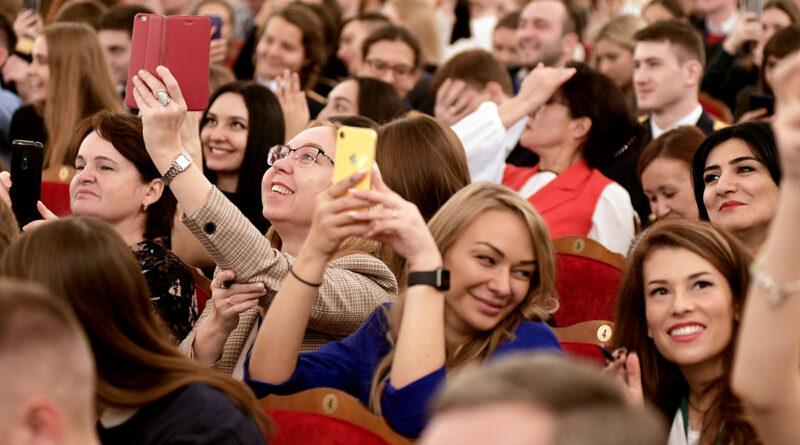 Первый международный молодежный форум «Антиконтрафакт» прошел в Москве