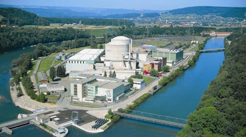 Старейшая в мире атомная электростанция