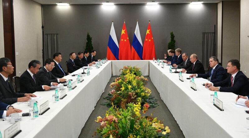 Россия стала ведущим поставщиком сырой нефти в Китай